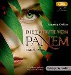 Tödliche Spiele / Die Tribute von Panem Bd.1 (2 MP3-CDs) (Mängelexemplar)