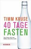 40 Tage fasten (eBook, ePUB)