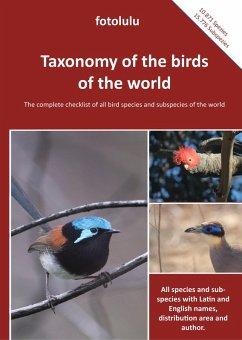 Taxonomy of the birds of the world (eBook, PDF) - Fotolulu