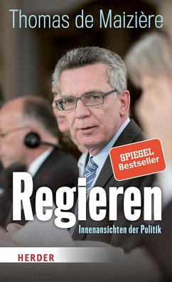 Regieren (eBook, ePUB) - Maizière, Dr. Thomas de