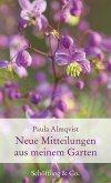 Neue Mitteilungen aus meinem Garten (eBook, ePUB)