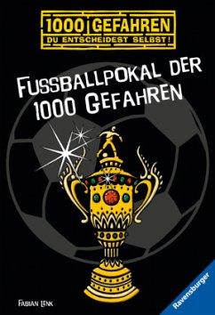 Fußballpokal der 1000 Gefahren / 1000 Gefahren Bd.47 (Mängelexemplar) - Lenk, Fabian