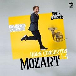 Mozart:Complete Horn Concertos - Klieser,Felix/Camerata Salzburg