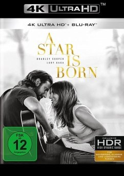 A Star Is Born (4K Ultra HD + Blu-ray)