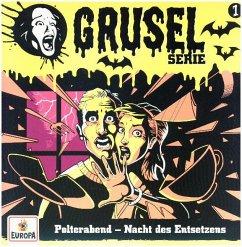 Gruselserie - Polterabend - Nacht des Entsetzens, 1 Schallplatte