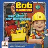 Bob der Baumeister - Der Star der Baustelle, 1 Audio-CD