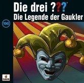 Die Legende der Gaukler / Die drei Fragezeichen - Hörbuch Bd.198 (1 Audio-CD)