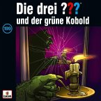 Die drei ??? und der grüne Kobold / Die drei Fragezeichen - Hörbuch Bd.199 (1 Audio-CD)