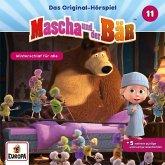 Mascha und der Bär - Winterschlaf für alle, 1 Audio-CD