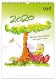 Oups Wandkalender 2020