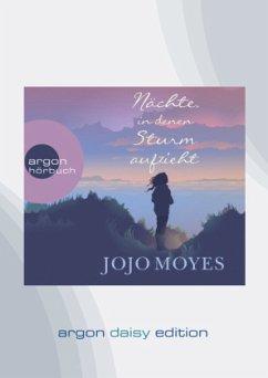 Nächte, in denen Sturm aufzieht, 1 MP3-CD (DAISY Edition) - Moyes, Jojo