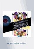 Madame Esmeraldas Geheimnis / Die Magischen Sechs Bd.2 (1 MP3-CD, DAISY Edition)