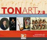 7./8. Klasse, Hörbeispiele und Playbacks, 5 Audio-CD / TONART
