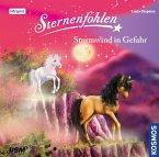 Sternenfohlen - Sturmwind in Gefahr, 1 Audio-CD