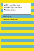 Geschichten aus dem Wiener Wald. Textausgabe mit Kommentar und Materialien