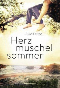 Herzmuschelsommer (Mängelexemplar) - Leuze, Julie