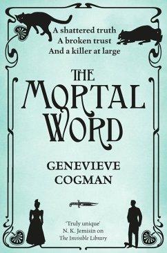 The Mortal Word (eBook, ePUB) - Cogman, Genevieve