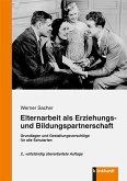 Elternarbeit als Erziehungs- und Bildungspartnerschaft (eBook, PDF)