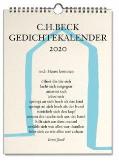 C.H. Beck Gedichtekalender 2020