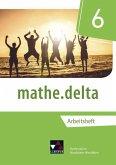 mathe.delta 6 Arbeitsheft Nordrhein-Westfalen