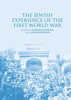 The Jewish Experience of the First World War (eBook, PDF)