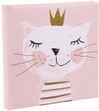 Goldbuch Fortuna pink 25x25 60 Seiten Babyalbum 24258