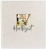Goldbuch Hand in Hand 30x31 60 weiße Seiten Hochzeit 08389