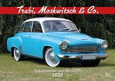 Trabi, Moskwitsch & Co. 2020 Wandkalender