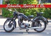 Schwalbe, Sperber & Co. 2020 Wandkalender