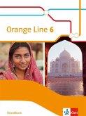 Orange Line 6 Grundkurs. Schülerbuch (fester Einband) Klasse 10