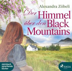 Der Himmel über den Black Mountains, 2 MP3-CDs - Zöbeli, Alexandra