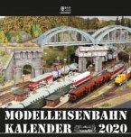 Modelleisenbahn-Kalender 2020
