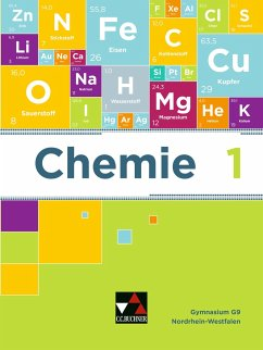 Chemie 7 Lehrbuch Sekundarstufe I Nordrhein-Westfalen