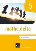 mathe.delta 5 Arbeitsheft Nordrhein-Westfalen