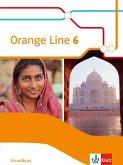Orange Line 6 Grundkurs. Schülerbuch (flexibler Einband). Klasse 10