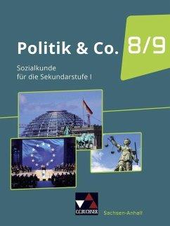 Politik & Co. 8/9 Gesamtband Sachsen-Anhalt - neu
