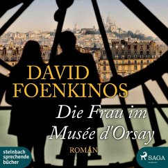 Die Frau im Musée d'Orsay, 1 MP3-CD - Foenkinos, David