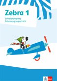Zebra 1. Schreiblehrgang Schulausgangsschrift Klasse 1