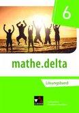 mathe.delta 6 Lehrerband Nordrhein-Westfalen