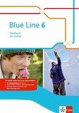 Blue Line 6. Workbook mit Audio-CD Klasse 10