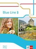 Blue Line 3 M-Zug. Schülerbuch (Hardcover) Klasse 7. Ausgabe Bayern