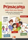 Primacanta. Medienpaket, 2 Audio-CDs und 1 DVD-ROM