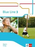 Blue Line 3 R-Zug. Schülerbuch (Hardcover) Klasse 7. Ausgabe Bayern