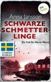 Schwarze Schmetterlinge / Ein Fall für Maria Wern Bd.4 (eBook, ePUB)