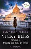 Vicky Bliss und die Straße der fünf Monde - Der zweite Fall (eBook, ePUB)