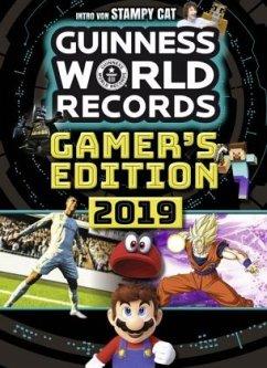 Guinness World Records Gamer's Edition 2019 (Mängelexemplar)