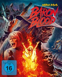 Baron Blood Mediabook