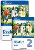 Anschluss finden / Deutsch 2 - Das Übungsheft - Grundlagentraining: Leseheft und Arbeitsheft