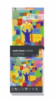 Neukirchener Kalender 2020 - Großer Abreißkalender in lesefreundlicher Schrift