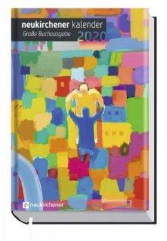 Neukirchener Kalender 2020 - Großdruck-Buchausgabe